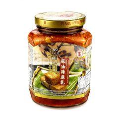 Hwa Nan Fermented Bean Curd With Sesame Oil