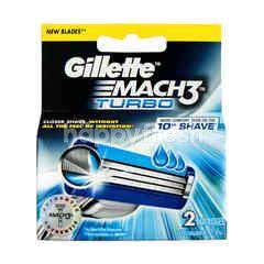 Gillette Mach3 Turbo Cartridges