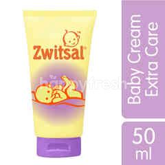 Zwitsal Extra Care Baby Cream with Zinc