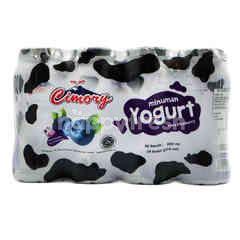 Cimory Minuman Yogurt Rasa Bluberi