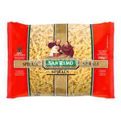 San Remo Spirals Pasta