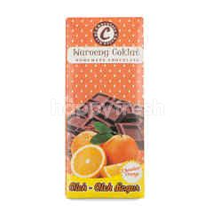 Waroeng Coklat Chocolate Orange Bar