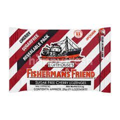 Lofthouse's Fisherman's Friend Sugar Free Cherry Lozenges