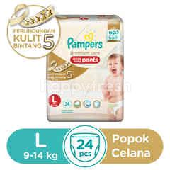 Pampers Active Baby Pants Diapers Size L