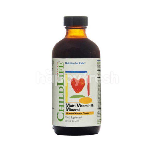 Childlife Multi Vitamin and Mineral