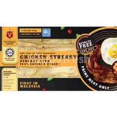 Victoria Crest Chicken Streaky Slices (10 Pieces)