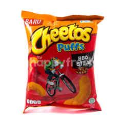 Cheetos BBQ Steak Puffs