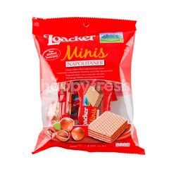 Loacker Minis Napolitaner Wafers