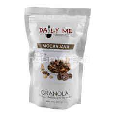 Daily Me Mocha Java Granola