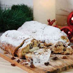 Christmas Stollen With Marzipon 500 g