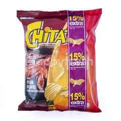 Chitato Spicy Chicken Potato Chips