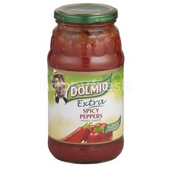 Dolmio Extra Spicy Peppers Pasta Sauce