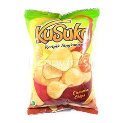 Kusuka Cassava Chips Grilled Cheese 60g