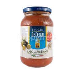 De Cecco Saus Spageti Ala Siciliana