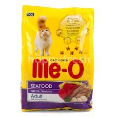 Me-o Me-O Makanan Kucing Rasa Hidangan Laut