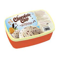 King's Chocolate Chip Ice Cream