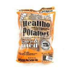Charaka Healtho Potatoes Kentang Kentucky