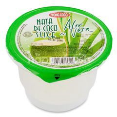 Wong Coco Nata De Coco Slice & Aloe Vera
