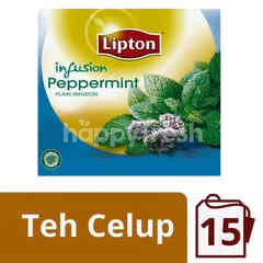 Lipton Teh Herbal Rasa Infusi Peppermint