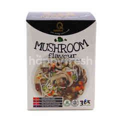 Mushroom Instant Noodles