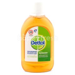 Dettol Anti Bacterial and Antiseptic Disinfectant Liquid