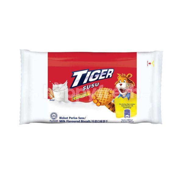 Tiger Biskuat Milk