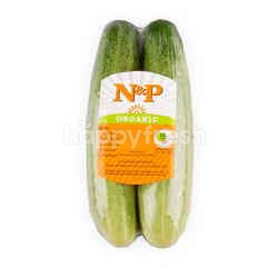 Natural & Premium Food Organic Cucumber
