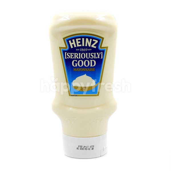 Heinz A Magnificent Mayonnaise