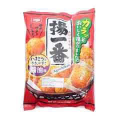 KAMEDA Ageichiban Rice Crackers