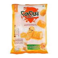Dozo Japanese Rice Cracker Corn Cheese Flavor
