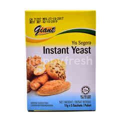 Giant Instant Yeast (5 Sachets)