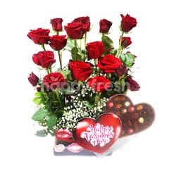 Emme Florist Hugs and Kisses