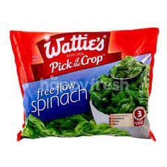 Wattie's Free Flow Spinach