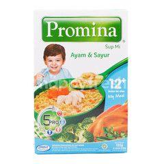 Promina Sup Mi Ayam dan Sayur 12+ Bulan