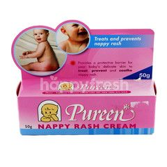 Pureen Nappy Rash Cream