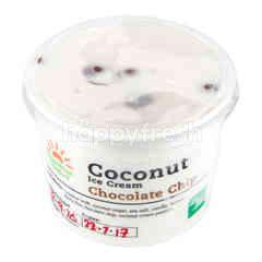 Sunshine Market Coconut Ice Cream Chocolate Chip