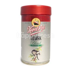 Kapal Api Luwak Blend Authentic Coffee Powder