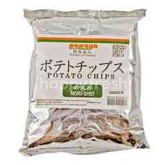 Kaihatsu Potato Chips Nori Shio Flavor