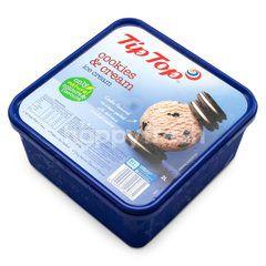 Tip Top Cookies & Cream Ice Cream