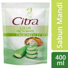 Citra Fresh White Body Wash Refill