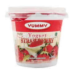 Yummy Strawberry Yogurt