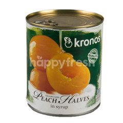 Kronos Peach In Syrup