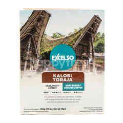 Excelso Kalosi Toraja Ground Coffee