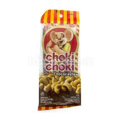Choki-Choki Cokelat Pasta Kacang Mede
