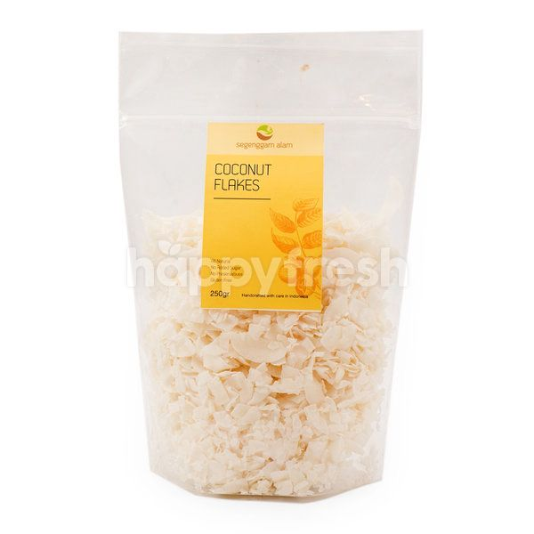 Segenggam Alam Gluten Free Coconut Flakes