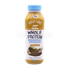 Rokeby Farms Whole Protein Breakfast Smoothie Iced Coffee