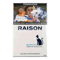 Raison Blue Cat Creative Revolution Rokok Filter
