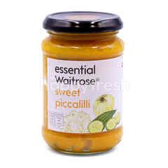 Essential Waitrose Sweet Piccalilli