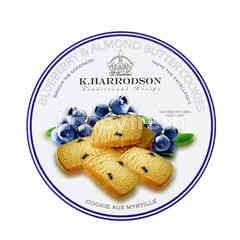 K.HARRODSON Blueberry & Almond Butter Cookies