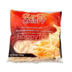 Super Crispy French Fries Shoestring